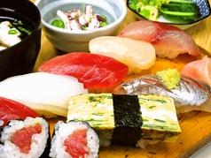 美よし鮨のおすすめ料理1