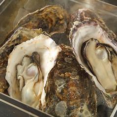 牡蠣のガンガン蒸し(大)