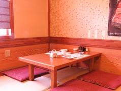 【1階】座敷席4名掛け