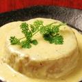 料理メニュー写真大根のポルチーニ茸クリームソース