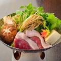 料理メニュー写真本日のお鍋 仙台名物 せり鍋