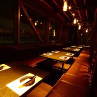 上野を一望できる夜景個室は大人気のため予約がオススメ