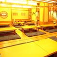 最大50名までOKの完全個室