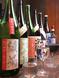 グラスで飲む日本酒やワイン