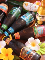 ハワイのコナビール含む海外ビールがズラリ★