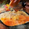 料理メニュー写真4種のチーズを使用♪クアトロ焼きチーズフォンデュ! (1人前)