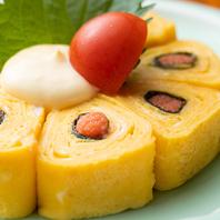 和食だけじゃない!洋風や絶品の創作料理を多数ご用意◎