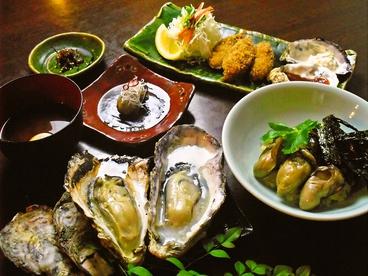 牡蠣屋のおすすめ料理1