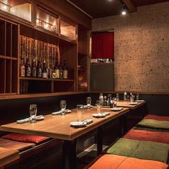九州の旨かもんうまか酒 くすお 新橋店の雰囲気1