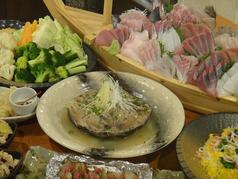 横浜漁酒場 まるう商店 別館の写真