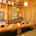 貴重な骨董品や調度品等が展示させた宮古の歴史に触れることのできる個室。最大で25名様までご利用可能な個室を完備。