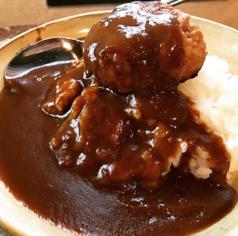 料理メニュー写真蘇麻ハナレの特製カレー