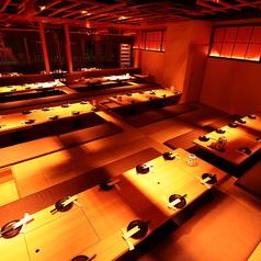 お肉で宴会 上野店の雰囲気1