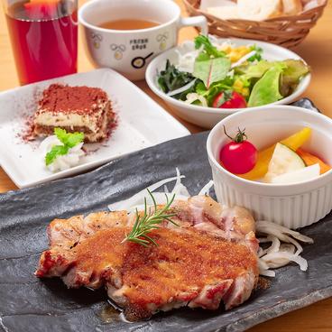 グローウェルカフェのおすすめ料理1