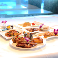 本格タイ料理をリーズナブルに楽しむ◎