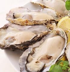 牡蠣とイタリア産カラスミのパスタ
