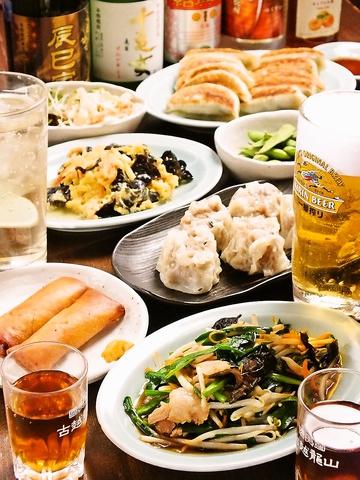 テイクアウト承ります!お食事も少人数歓迎!夏の感謝祭!生ビールハイボール半額!