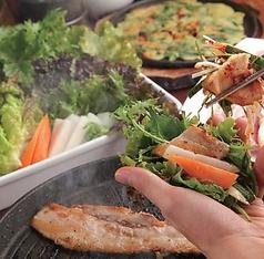 韓国創作料理 ビストログー 草津店の写真