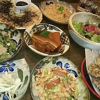 沖縄料理を満喫・2時間飲み放題付コース