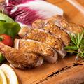 料理メニュー写真百日鶏