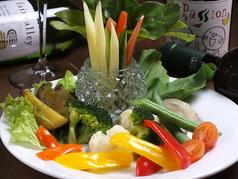 料理メニュー写真【大人気!!】いろいろお野菜のバーニャカウダ