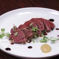 料理メニュー写真黒毛和牛のハツのグリル