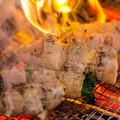 料理メニュー写真名物肉巻き野菜