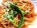 料理メニュー写真スパゲティ ナポリタン旅籠屋風(100g)