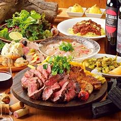 デザイナーズ個室 肉バル W ダブリューのおすすめ料理1
