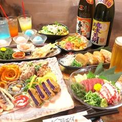 沖縄創作居酒屋 琉球ぼうず 砂川店のコース写真