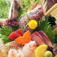 全国各地から仕入れ!新鮮な海鮮を堪能するならここ!