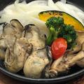 料理メニュー写真広島産牡蠣のガーリックソテー