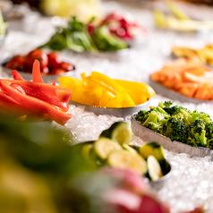 肉バルVS魚バル デザインフードマーケットのおすすめランチ3