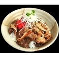 料理メニュー写真【黒毛和牛】牛煮込/和牛の丼