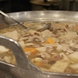 オススメの塩モツ煮込みは毎日丁寧に仕込んでおります。