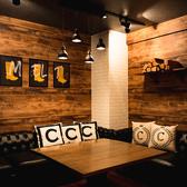 チーズチーズカフェ CCC 三宮店の雰囲気2