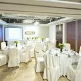 30名様から結婚式2次会向けの個室をご利用可能。仙台駅から徒歩3分の立地のDUCCA。宴会最大人数220名様まで可能(立食時最大250名まで)です。結婚式二次会や各種パーティなどにおすすめです。