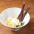 料理メニュー写真面倒くさいポテトサラダ