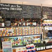ワインとピザ ビストロ ポリッツァの雰囲気2