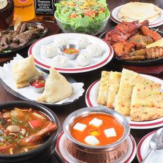 Indian,Nepali&Thai Restaurant Sitar 吉祥寺店の写真