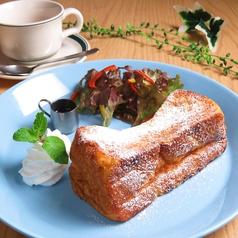 フレンチトースト ルスリールドゥラフェのおすすめ料理1