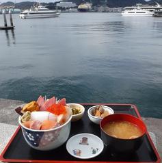 海鮮市場 長崎港イメージ