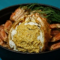 料理メニュー写真北海道浜茹で毛蟹の丸ごとストウブ蒸し ハーフ/フル