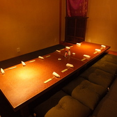 12名様までのご宴会可能な完全個室