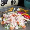 料理メニュー写真炙りサーモンマヨ/ひらす