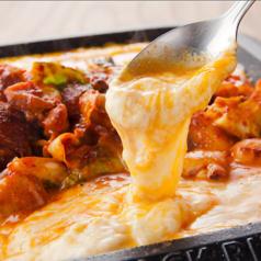 チーズタッカルビ&クッパ プサンアジメの写真