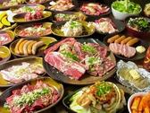 焼肉食べ放題 カルビ市場 博多駅筑紫口店の写真