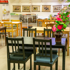 ベトナムカフェ VinaHouse 福大前店の雰囲気1