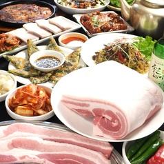 韓国家庭料理 KiTENKA 希天家特集写真1
