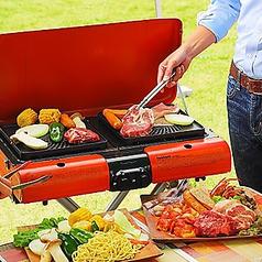 池袋パルコ アロハ 肉食べ放題 BBQビアガーデンの特集写真